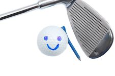 Free Happy Golfing Stock Photos - 6590343