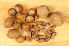 Free Nuts Stock Images - 6590804