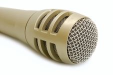 Free Microphone Stock Photography - 6591372