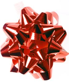 Free Red Bow Stock Images - 6591454