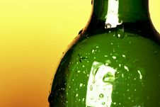 Free Green Bottle Royalty Free Stock Images - 6591499