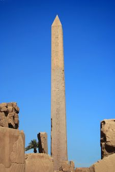 Luxor Temple, Egypt Stock Photography