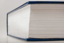 Free Book Close-up Royalty Free Stock Photo - 6592755