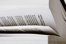 Free Book Close-up Stock Image - 6592761