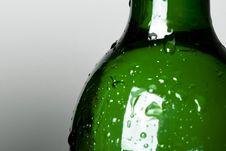 Free Green Bottle Stock Image - 6593011