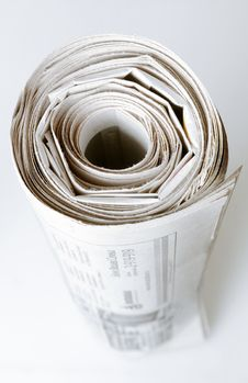 Free Newspaper Stock Photography - 6593042