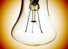 Free Light Bulb Royalty Free Stock Image - 6593126