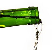 Free Green Bottle Stock Image - 6593161