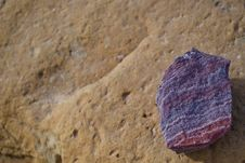 Free Purple Rock Stock Photos - 6593213