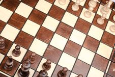 Free Chess Royalty Free Stock Photos - 6593308