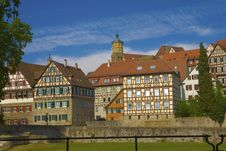 Free Remote Medieval Town In Germany Royalty Free Stock Photo - 6593365