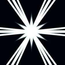 Free White Star Stock Image - 6594071