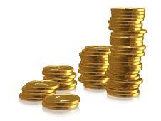 Free Golden Coins Stock Photos - 6594103