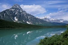 Icefields Parkway Stock Photo