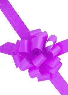Free Purple Ribbon Stock Images - 6594714