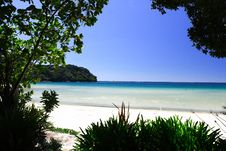 Free Golden Beach Abel Tasman (2) Royalty Free Stock Photography - 6594817