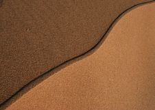 Free The Sand Dune. Stock Photo - 6594920