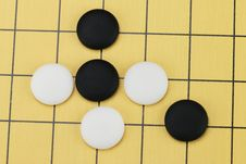 Free Game Of Go Stock Photography - 6595462