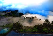 Free Extreme Hill Cloudland Stock Photography - 6595522