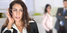Free Young Businesswoman Stock Photography - 6597622