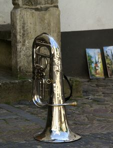 Free Street Musicians Instrument Royalty Free Stock Photography - 6598137