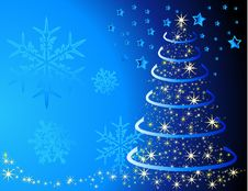 Free Christmas Tree Royalty Free Stock Photography - 6598607