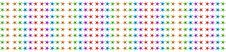Free Multi Colored Starfishes Background Royalty Free Stock Photo - 6598985