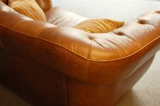 Free Comfortable Sofa Royalty Free Stock Images - 6599349