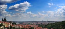 Free Beautiful View At Prague Stock Photos - 6599513