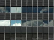 Free Clouds In A Window Stock Photos - 6599823