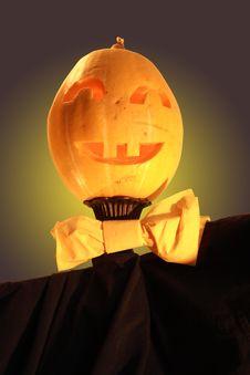 Free Jack-o -lantern Royalty Free Stock Images - 6599929