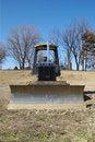Free Bulldozer Stock Image - 660861