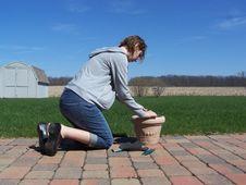 Free Spring Gardening Stock Images - 660424