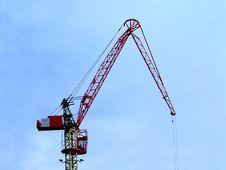 Free Big Crane Stock Photos - 660453