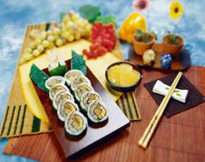 Free Korean Food Stock Photo - 660780