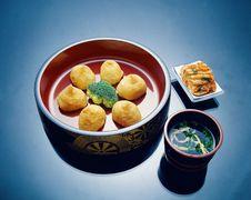 Free Korean Food Stock Photos - 661163