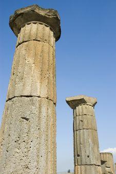 Free Pompei_Roman_Antiquites Stock Photos - 661413