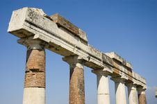 Free Pompei_Roman_Antiquites Stock Photo - 661440