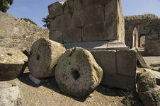 Free Pompei_Roman_Antiquites Stock Photo - 661570