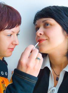 Free Make Up Stock Photo - 661770