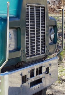 Free Truck Detail Stock Photo - 662310