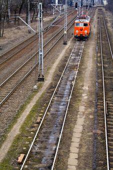 Free Railways Stock Photos - 663093