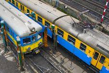 Free Trains Stock Photo - 663100