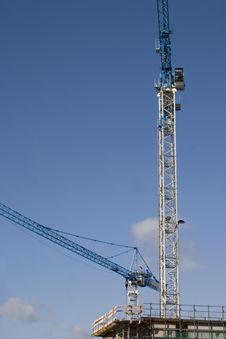Free Two Cranes Stock Photos - 663373