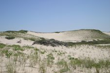 Free Dunes Stock Image - 664051
