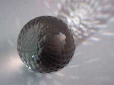 Free Topaz Ball. Stock Image - 665951