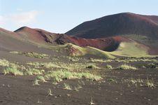 Free Volcanic Desert In Kamchatka Stock Photo - 666240
