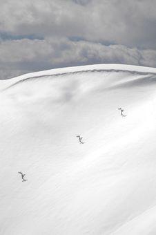 Free Ski Center Stock Photo - 666690