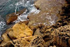 Free Cyprus Coast Stock Image - 668951