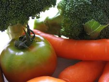 Free Vegetables Royalty Free Stock Photography - 669167